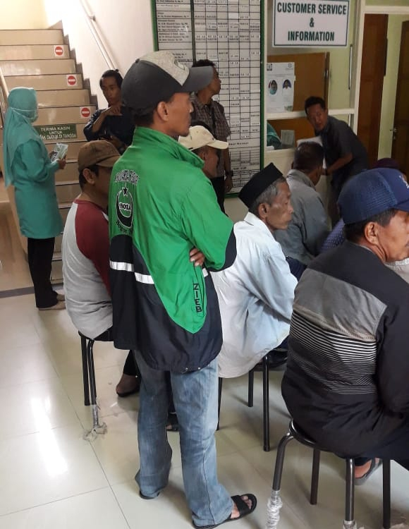 Pasien Poli Jantung Keluhkan Pelayanan Rumah Sakit Islam Kota Bogor