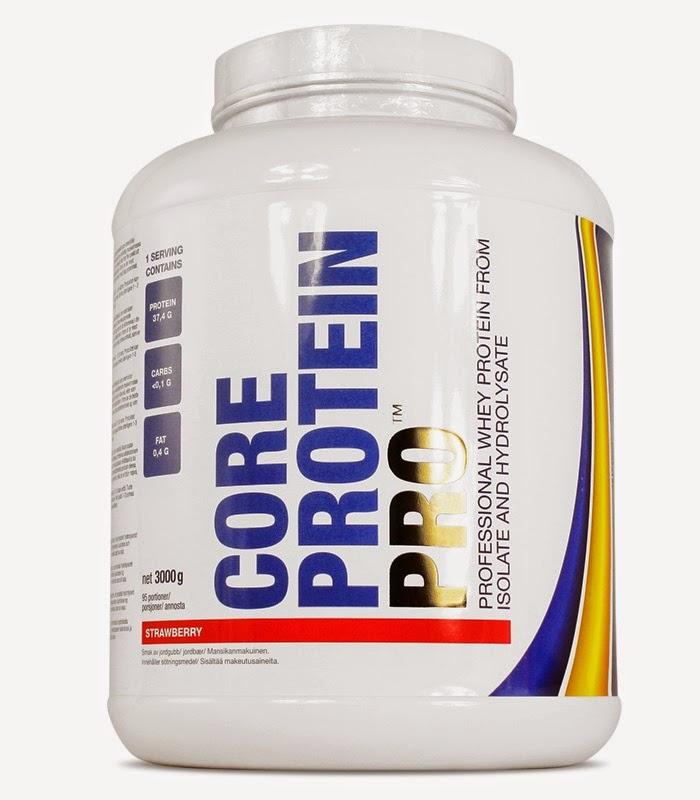 bra proteinpulver utan tillsatser