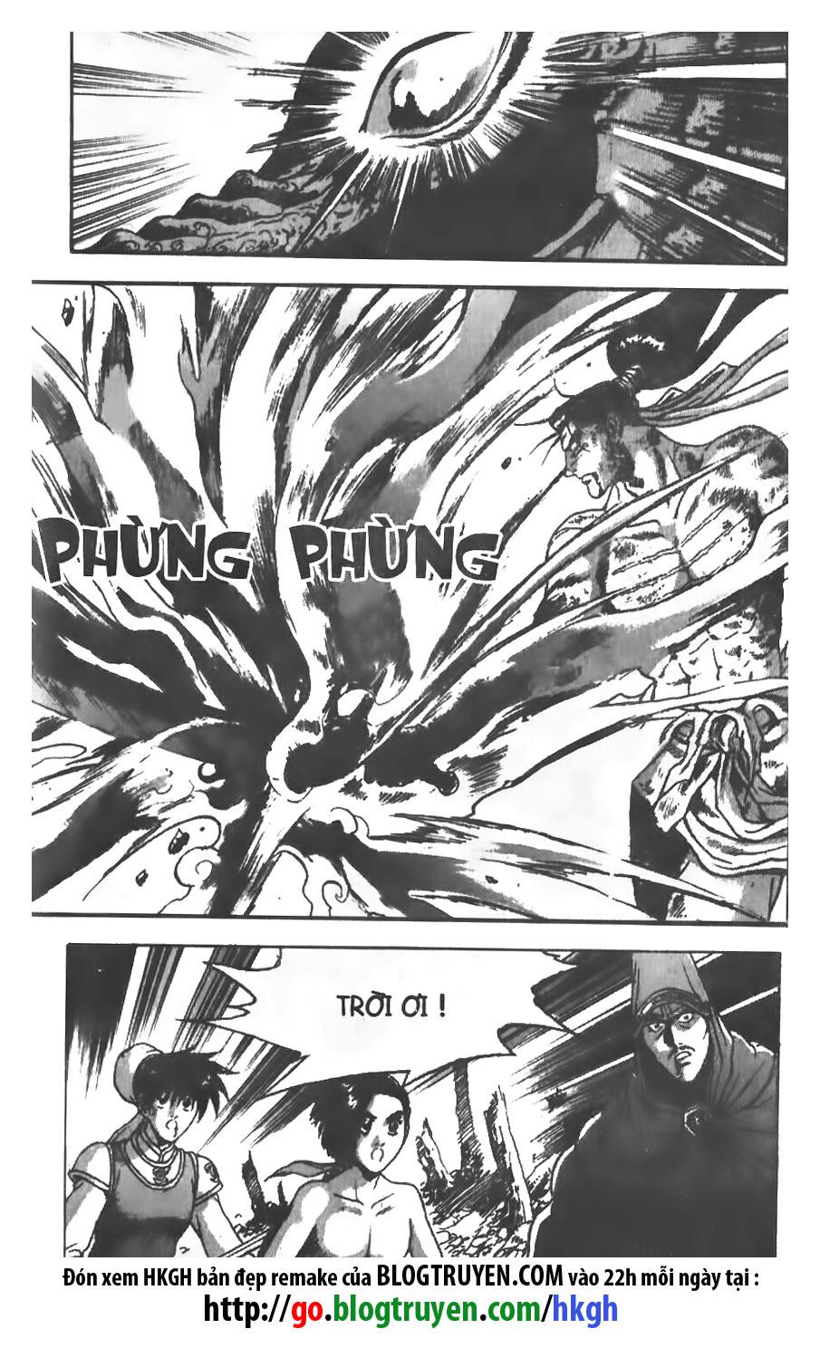 Hiệp Khách Giang Hồ chap 159 page 23 - IZTruyenTranh.com