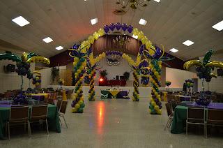 Celebrity Event Decor Amp Banquet Hall Llc November 2012