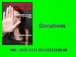 Donativos «Gala Solidariedade Anti-Bullying»