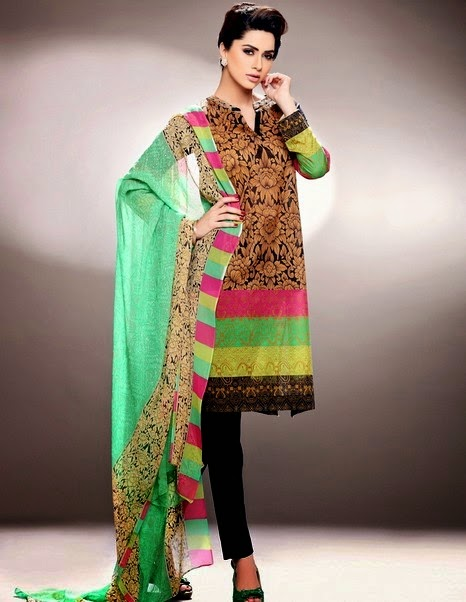 Nishat-Linen Summer Collection EID Dresses
