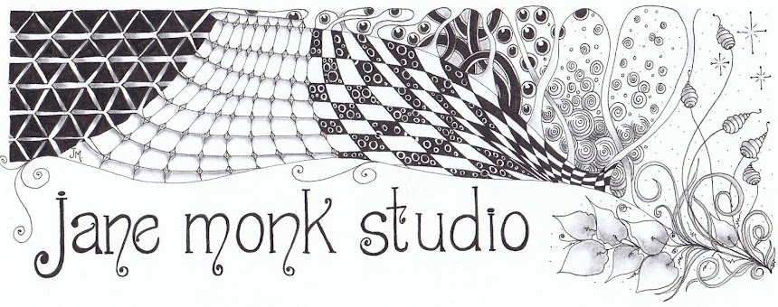 Jane Monk Studio -  Longarm Machine Quilting & Teaching the Art of Zentangle®