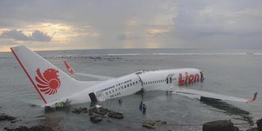 Berita Lion Air Jatuh Terbaru