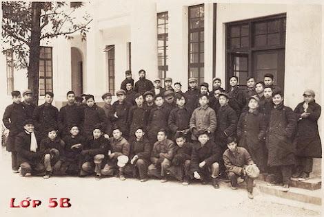 Lớp 5B-1953