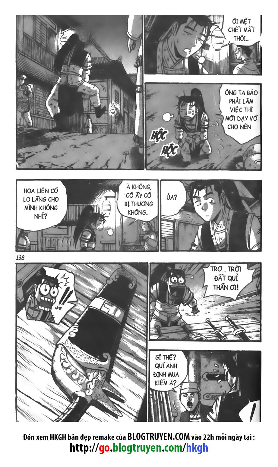 Hiệp Khách Giang Hồ chap 276 Trang 21 - Mangak.info