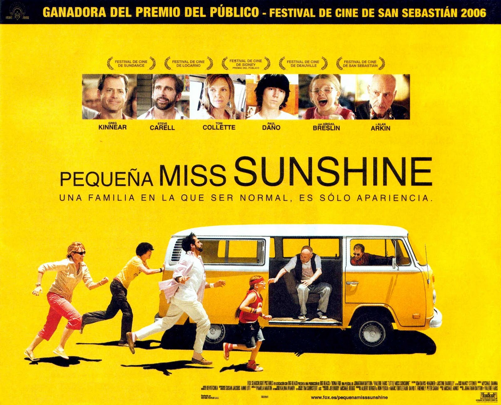 little miss sunshine 2 essay I think richard changes the most in little miss sunshine as at the start of the movie he only cares about himself and his nine steps but throughout the movie and when he loses his father he begins to accept his family and related essays little miss sunshine film analysis the price of beauty.
