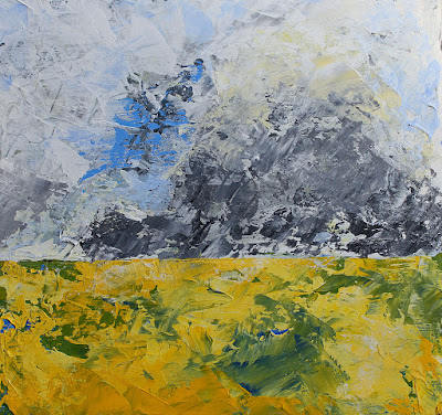 Martin Hoogeboom painting
