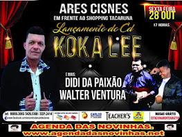 ARES CISNES - LANÇAMENTO DO CD DE KOKA LEE.