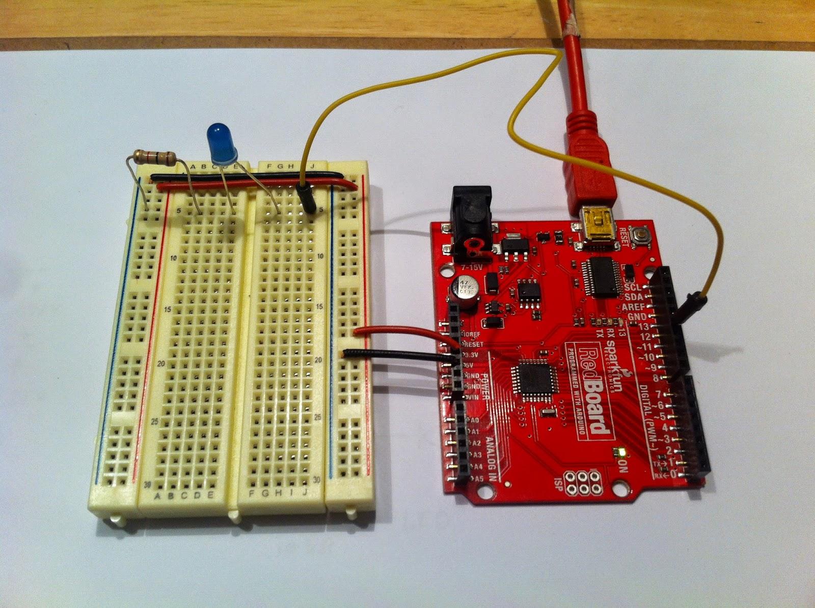 Fellowship of the arduino lab