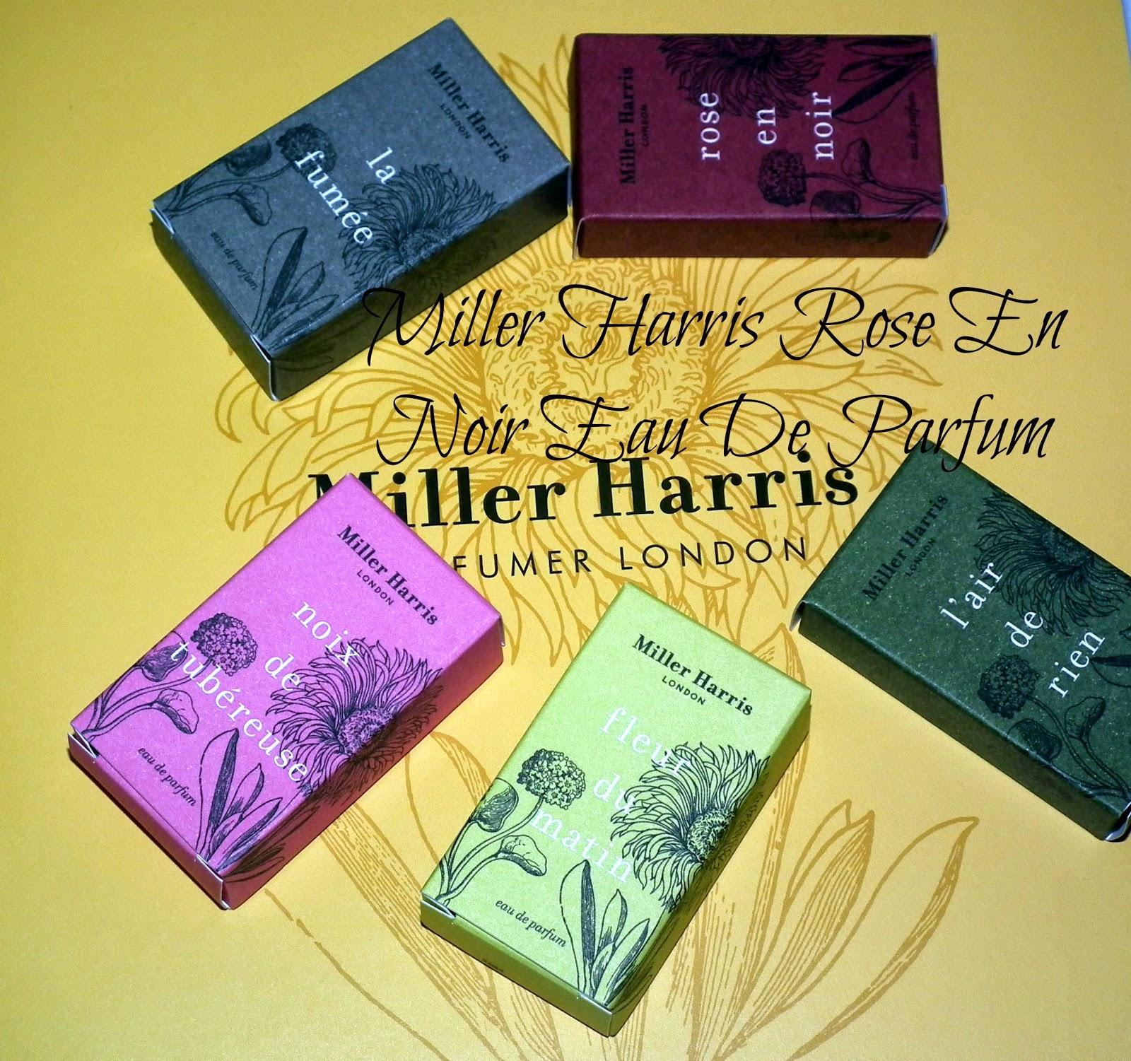 Miller Harris Rose En Noir Eau De Parfum