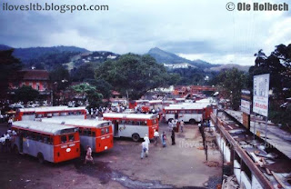 Ancient TATA CTB buses in Kandy city bus stand_ SLTB_ Sri _Lanka_Transport_Board.01