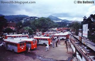 Ancient TATA CTB buses in Kandy city bus stand_ SLTB_ Sri _Lanka_Transport_Board.01