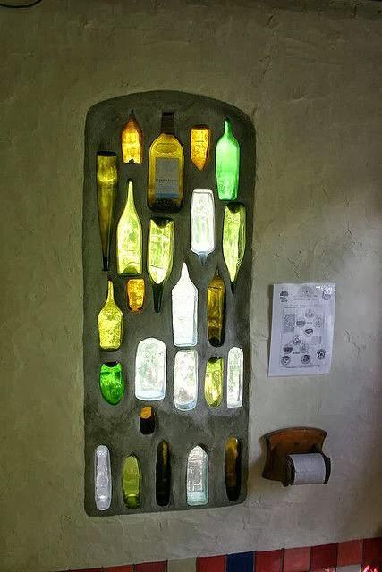 Astute Homestead Bottle Window
