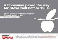 Why I Love Romania?  De Ce Iubesc Romania? Stefan Odobleja poster