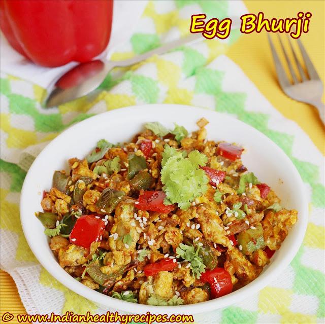 Egg bhurji Andhra Egg Porutu