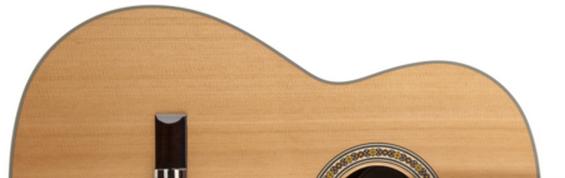 badan gitar klasik