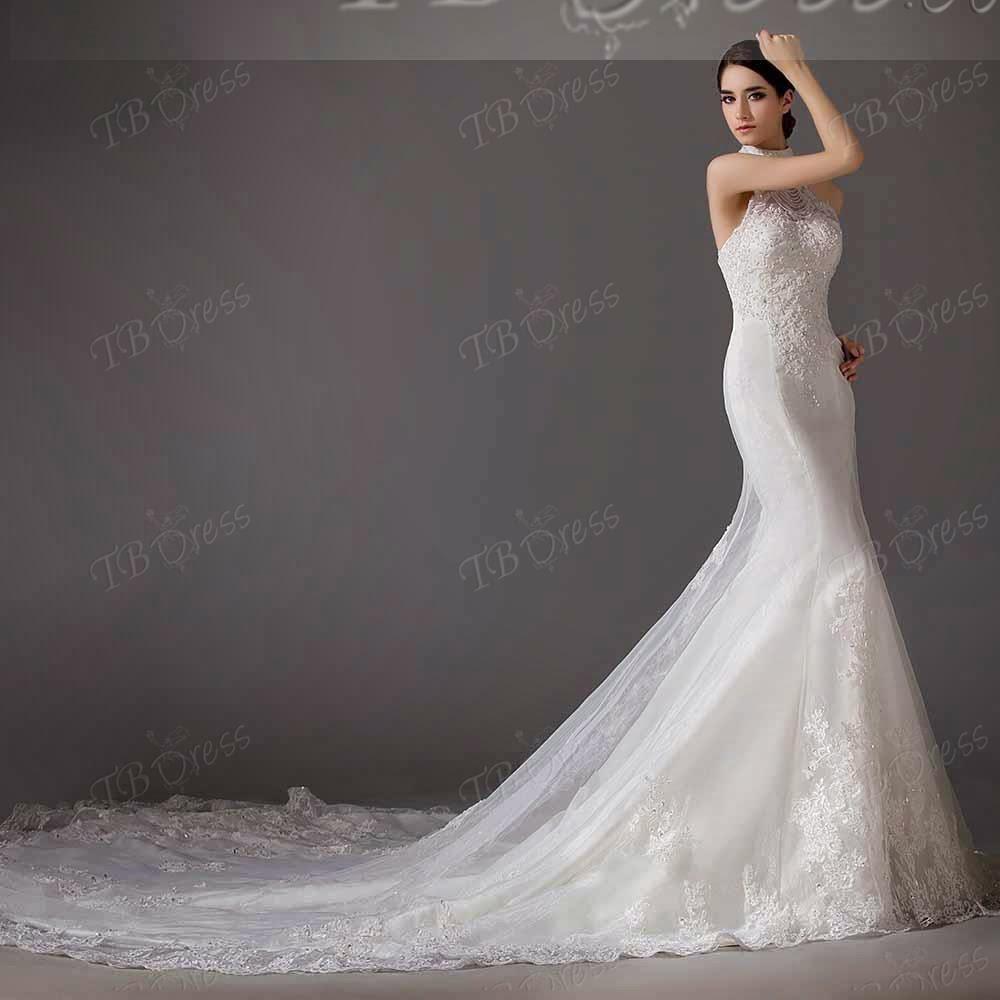 Robes de mariée sirène chic mais pas cher  choisir une bonne robe ...