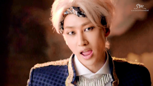 Super Junior Mamacita Eunhyuk