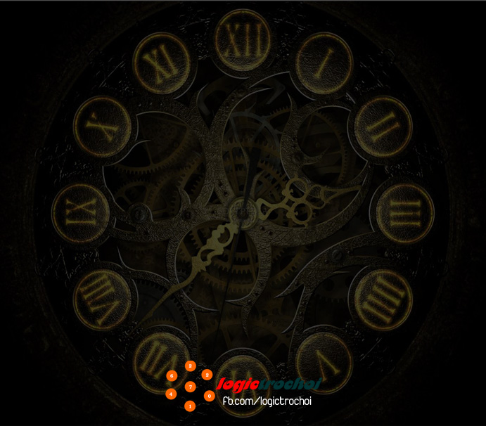 câu đố, tư duy, logic, iq, toán học, đồng hồ
