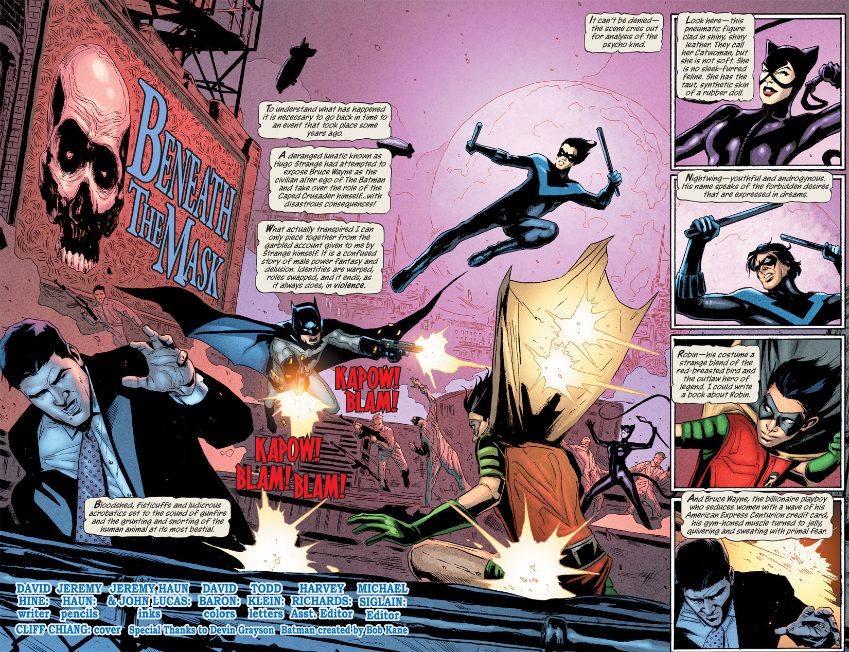 Detective Comics (1937) Issue #864 Page 3
