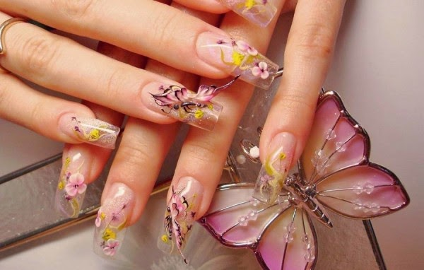 Manicure Art Nails Design