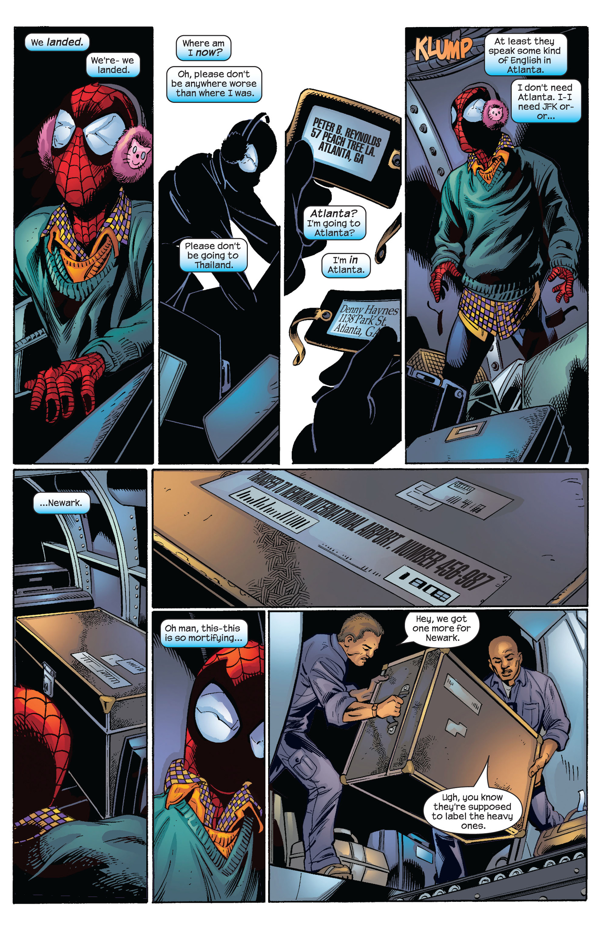 Ultimate Spider-Man (2000) Issue #58 #62 - English 14