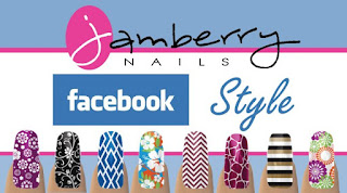 you can host a Jamberry Nails party in your pajamas!  Have a Facebook party with me!