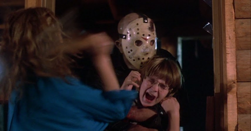 Friday the 13th: Today: Would Jason Kill a Child?
