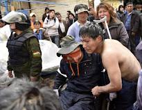 BOLIVIA Los discapacitados se rebelan contra Evo Morales