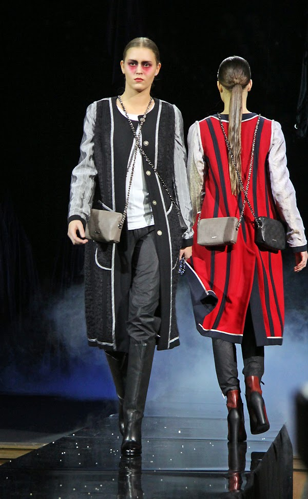 Ivo Nikkolo - since 1994. Tallinn Fashion Week, Day 3.