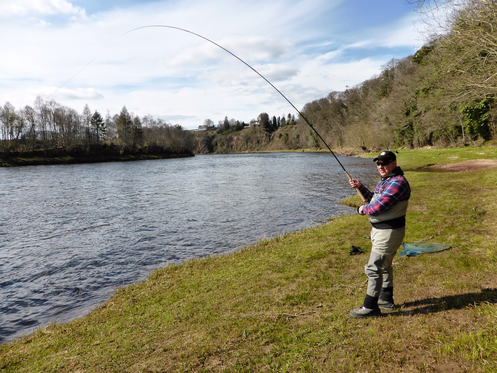 salmon fishing scotland.: salmon fishing scotland big spring, Fly Fishing Bait