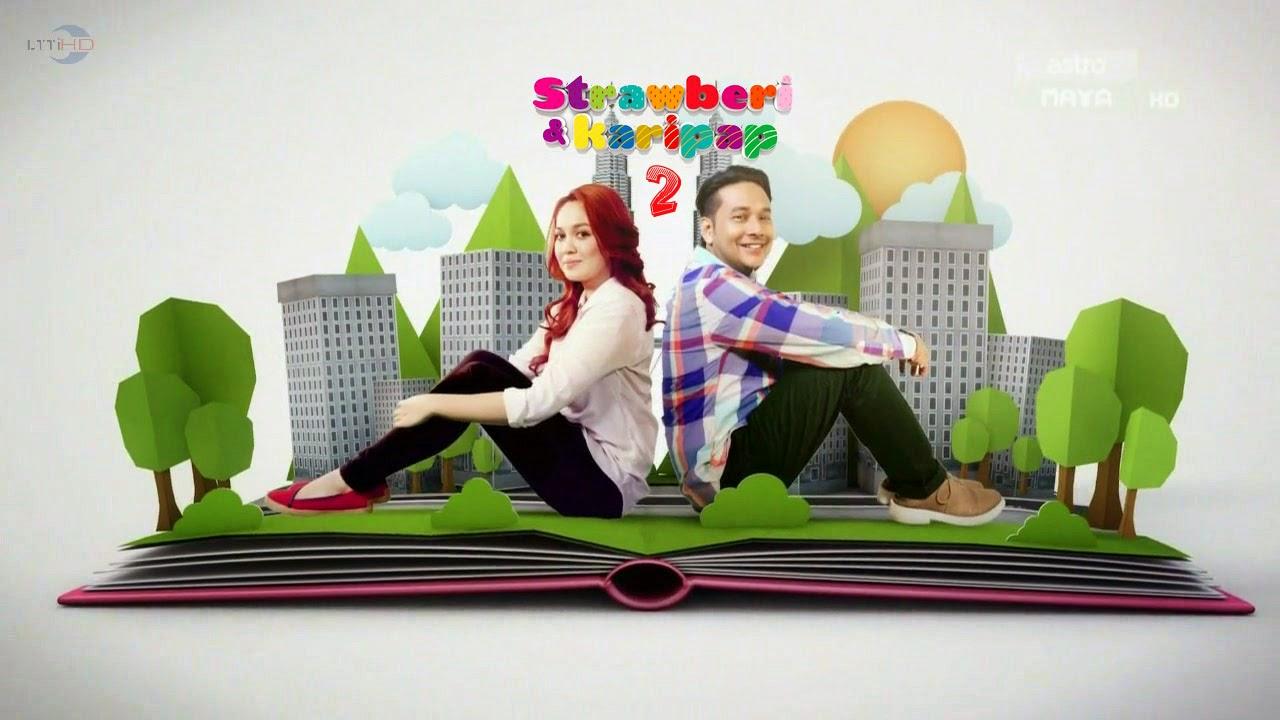 Strawberi dan Karipap Musim 2 Episod 1