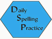 Daily Spelling Practice