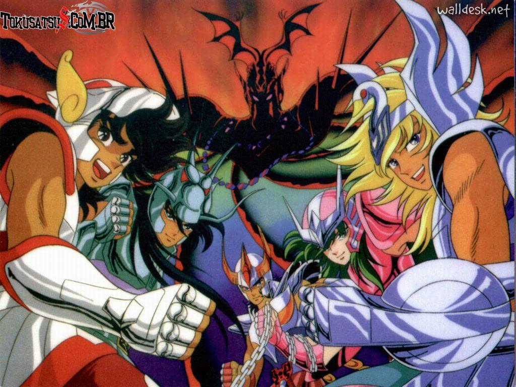 Download do cavaleiros saga zodiaco primeira