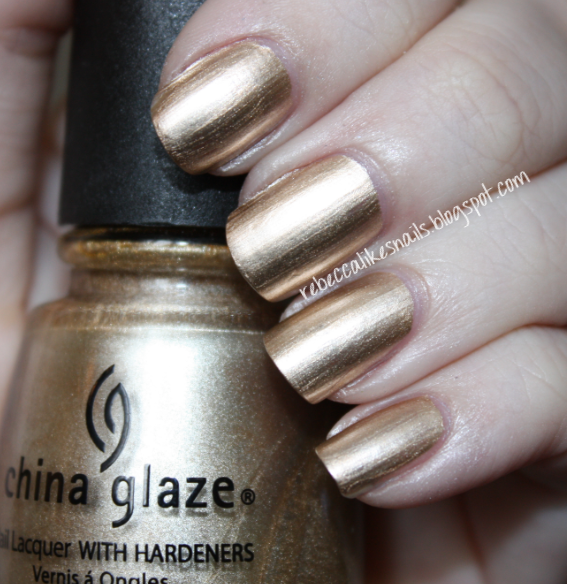 rebecca likes nails: 3 china glaze swatches + epic nail mail