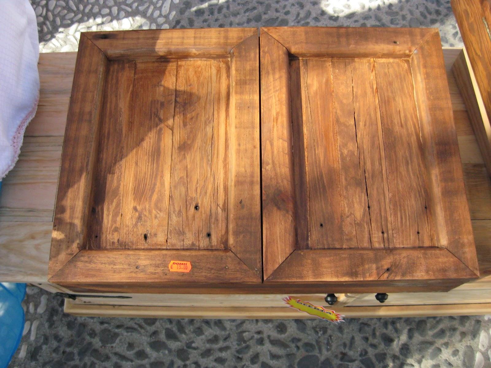 Muebles artesanos de madera jes s gutierr z l zaro - Armarios para llaves ...