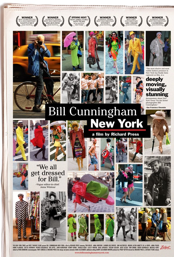 Билл Каннингем Нью-Йорк, Bill Cunningham New York