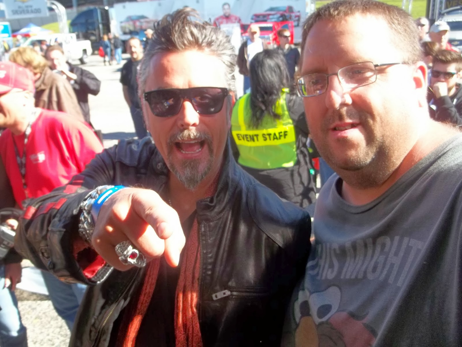 dennis collins from gas monkey