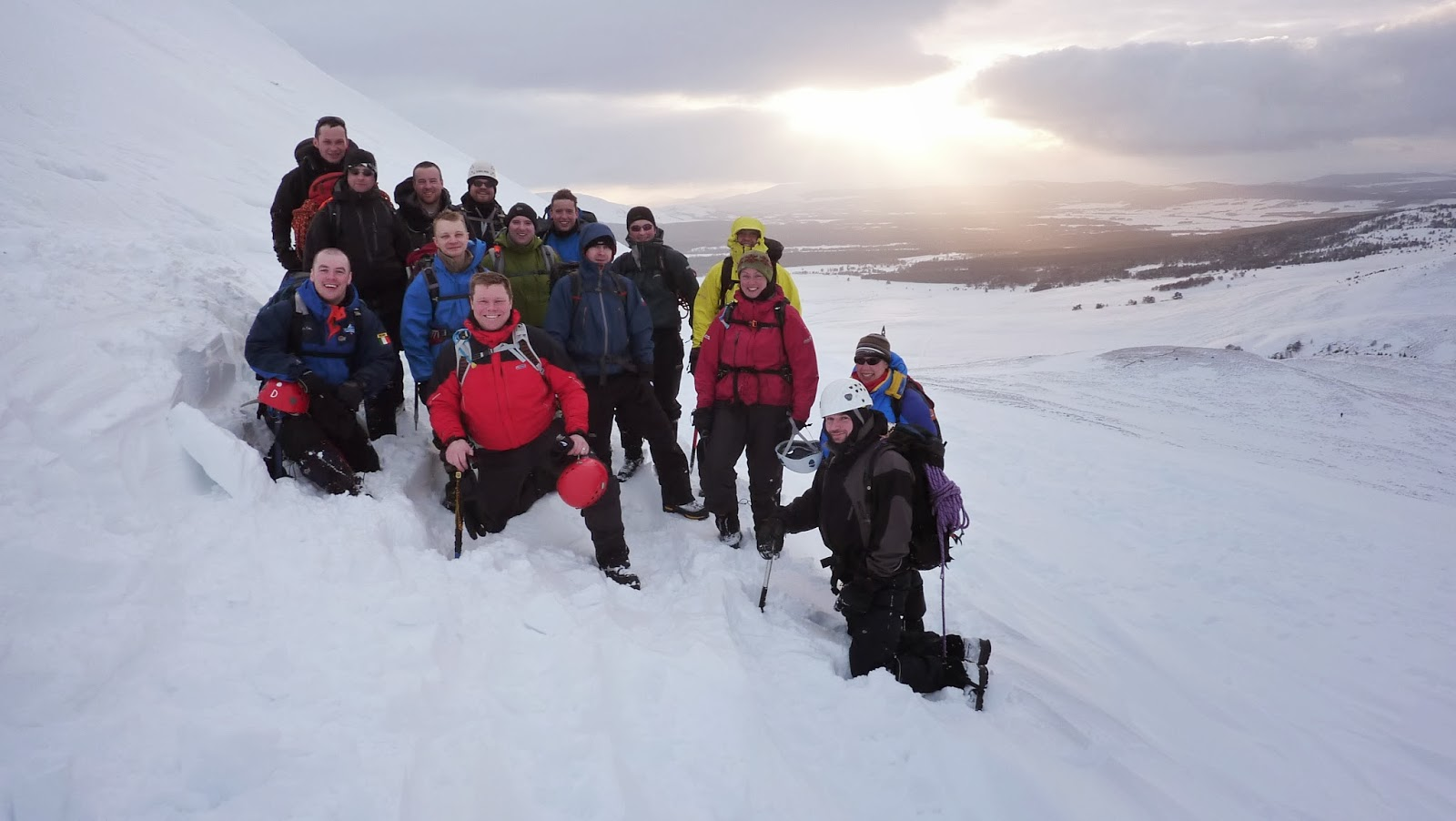 On our Winter Skills Training Courses we will show you all of the