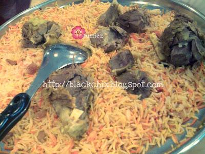 Restoran Arab Shah alam, lamb mandy, masakan arab