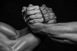 O MMA nos levando para idade da pedra