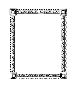 frame square digital illustration
