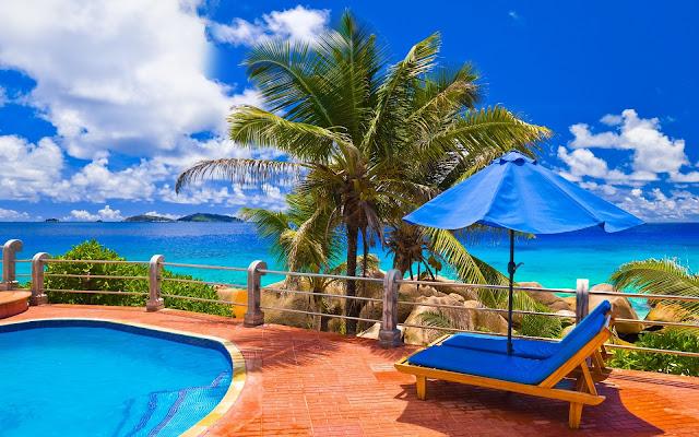 Cool Summer Resort