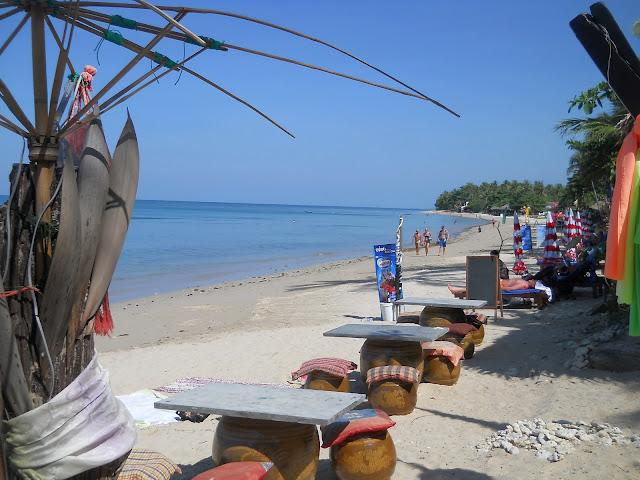 Таиланд. Ко Ланта. Пляж