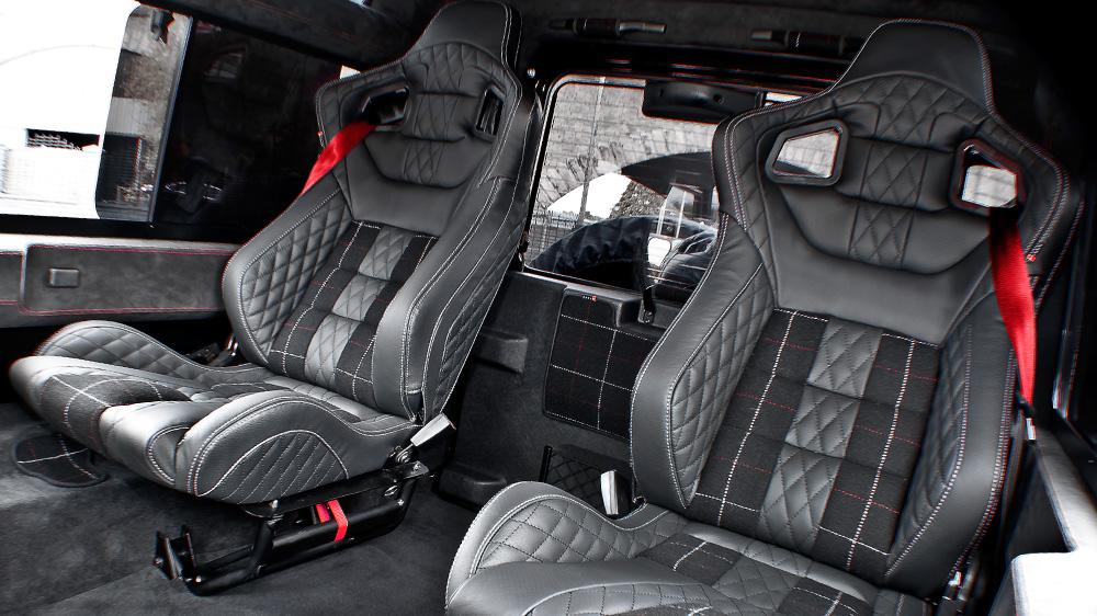 Okokno Kahn Design Land Rover Defender Concept 17 Wide