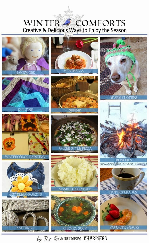 Winter Comforts By The Garden Charmers: Creative and Delicious Ways To Enjoy The Season