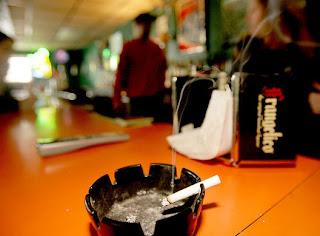 cigarette starts