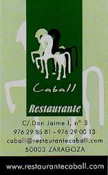 Restaurante Caball