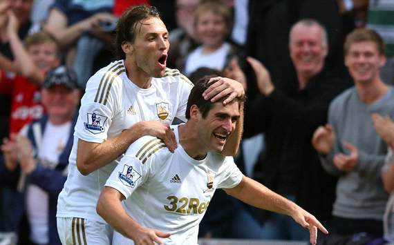 Foto Swansea City Vs West Ham United